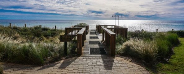 Beach Access Walkway