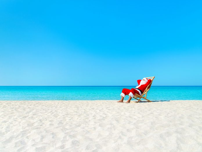 Christmas vacation in Florida