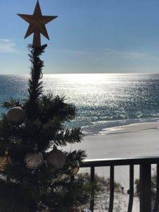Christmas tree at YFAB